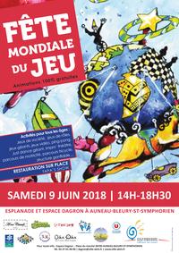 fete mondiale du jeu en Eure-et-Loir