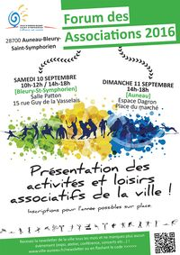 forum des associations auneau 28700