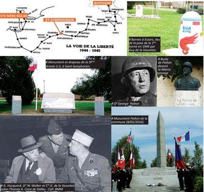 monument patton eure-et-loir