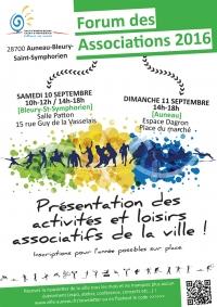 forum des associations auneau 28700