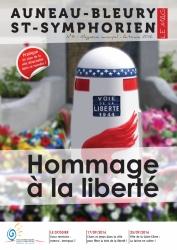 Auneau-Bleury-St-Symphorien LE MAG 3 - Automne 2016